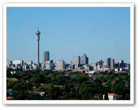 photo of johannesburg